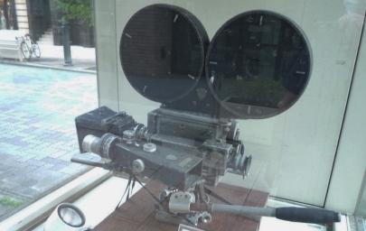 ミッチェルBNC型撮影機BNCブリンプト・ニュースリール・カメラMitchell Camera Corporation松竹蒲田撮影所MITCHELL CAMERA ミッチェル16 フィルム 撮影機映画撮影NC型BNC型レトロ アンティーク