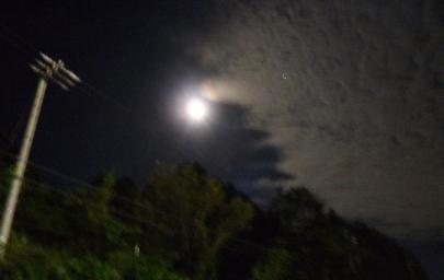 中秋の名月2021年9月21日moon-viewing