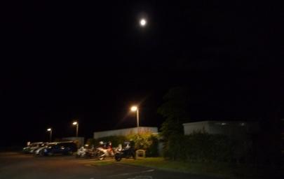 中秋の名月令和3年9月21日moon-viewing
