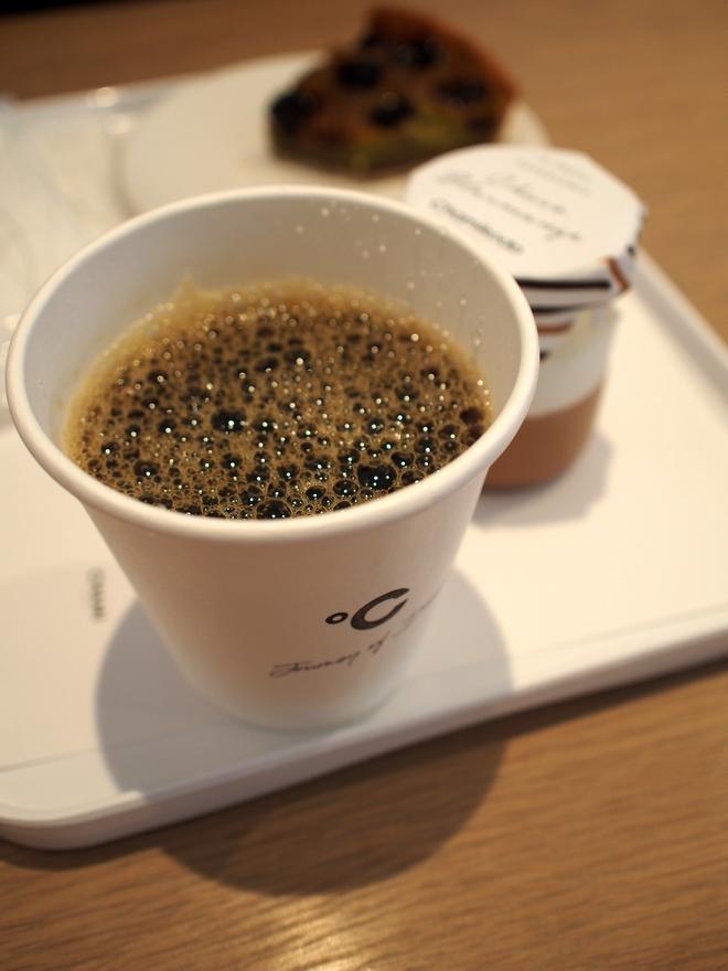 CHAMIのコーヒー