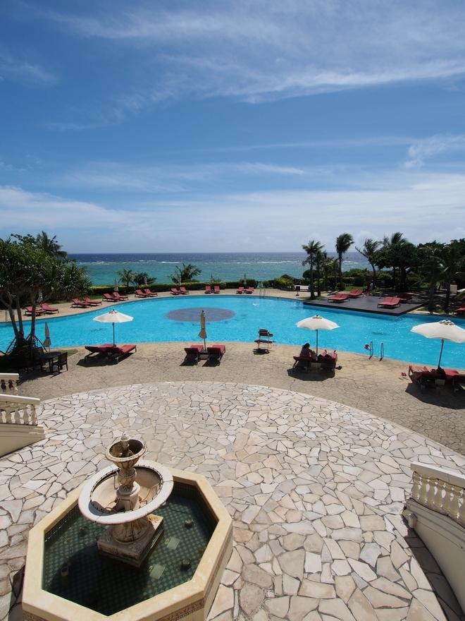 沖縄旅行2021年4日目 ホテル日航アリビラ