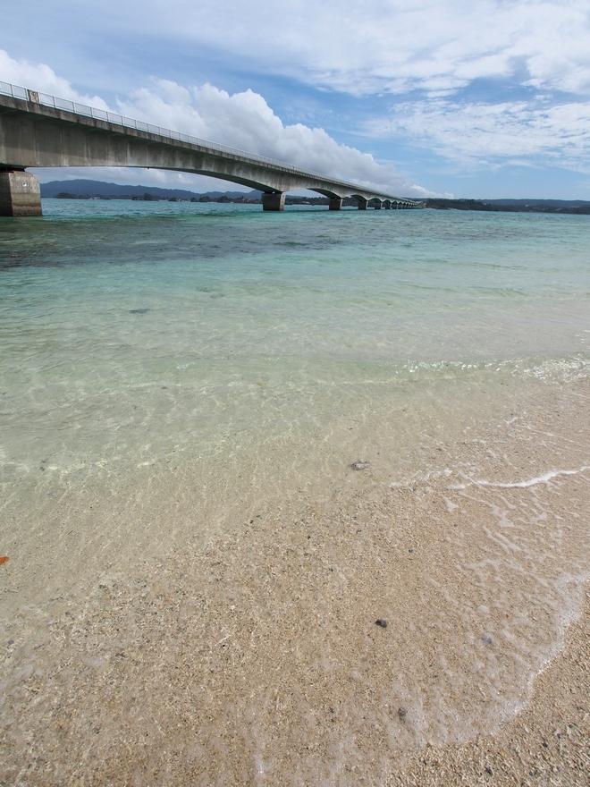 沖縄旅行2021年2日目 古宇利大橋
