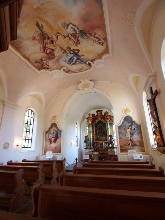 犬山市「リトルワールド」 ゲオルグ礼拝堂