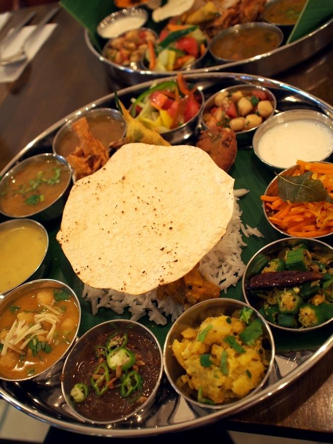 沖縄旅行2021 南インド料理マリアラム