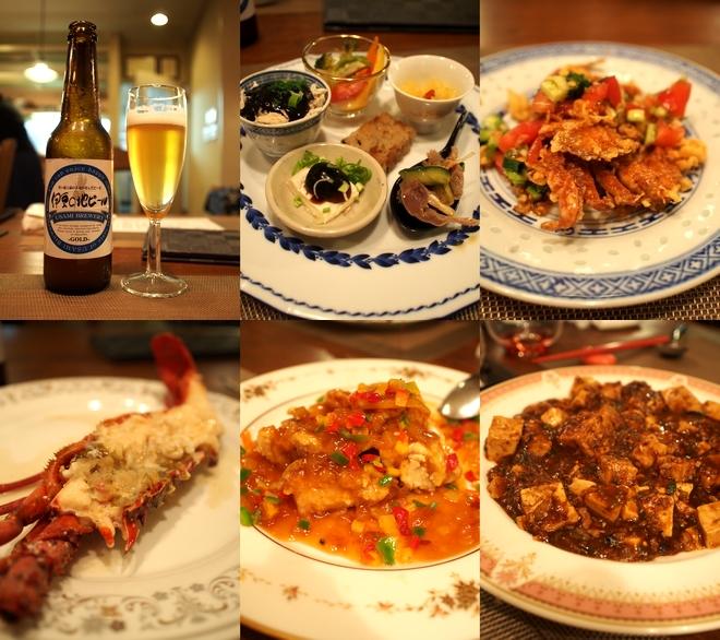 仙豆飯店 ディナー