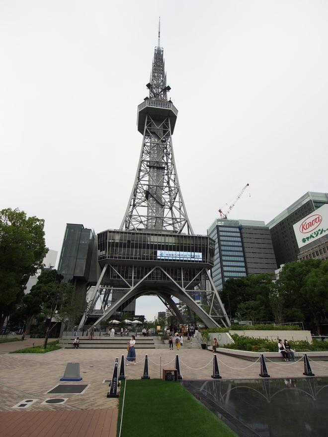 名古屋テレビ塔(MIRAI TOWER)