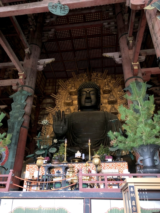 奈良の大仏 東大寺