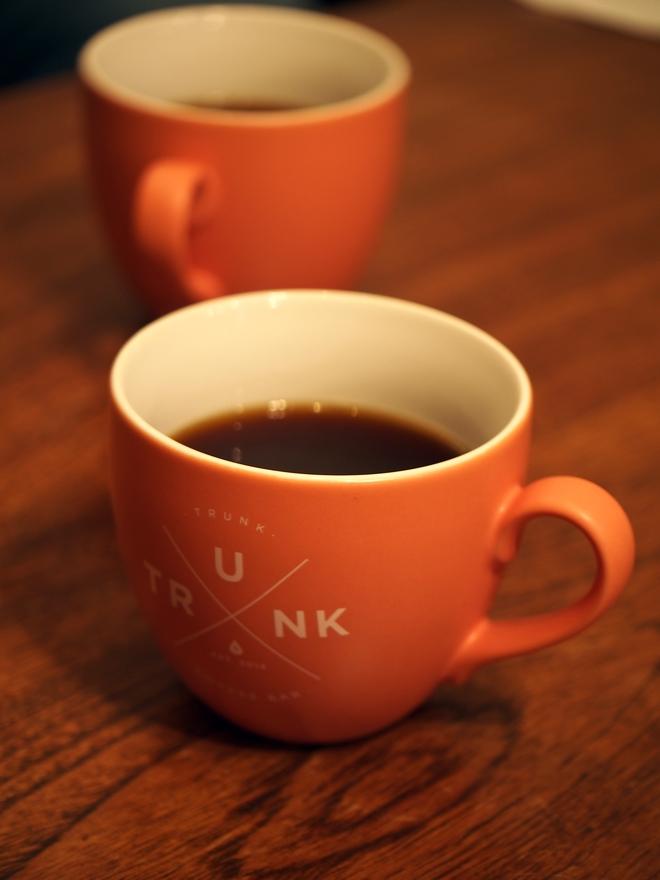 トランクコーヒー