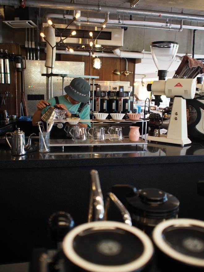沖縄旅行2021年4日目 ZHYVAGO COFFEE