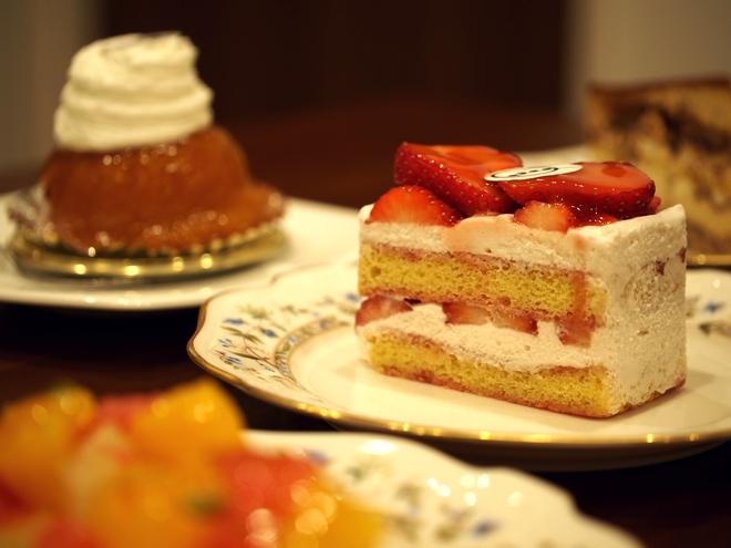 アラメゾン小長谷 ケーキ