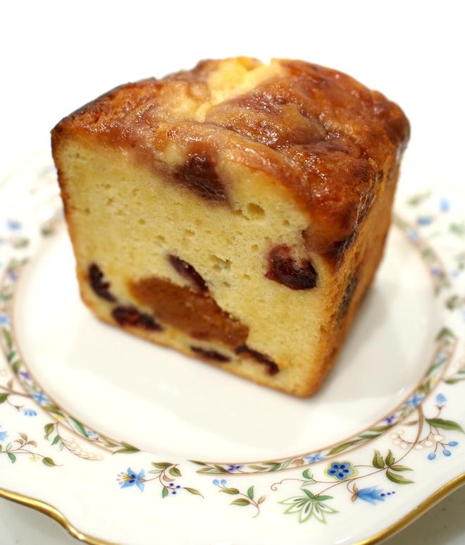 歩粉のパウンドケーキ