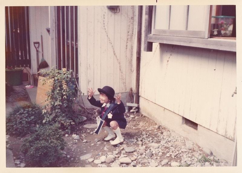 shoko 5 years old Birthday