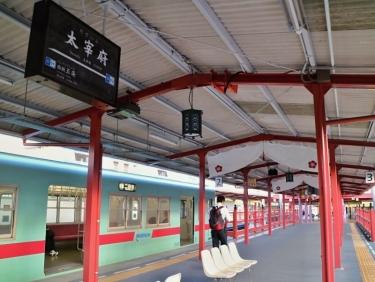 IMG_0168 太宰府駅ホーム