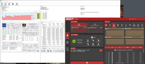 Core i9 11900 OCCT Default (2021年4月11日)