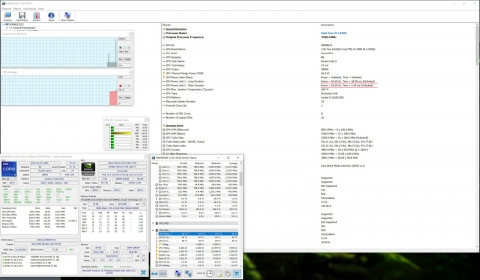 Core i9 11900 HWiNFO 調整後 (2021年4月11日)