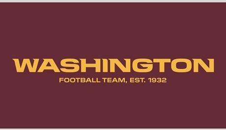 2021年5月3日ワシントン・フットボールチーム名称の画像