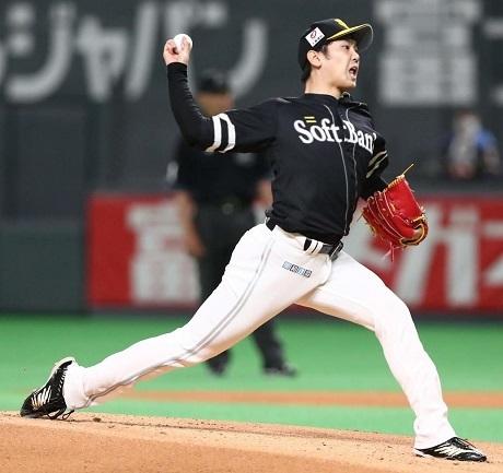 2021年5月15日石川柊太投手
