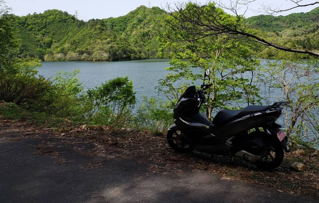 210504内の倉湖