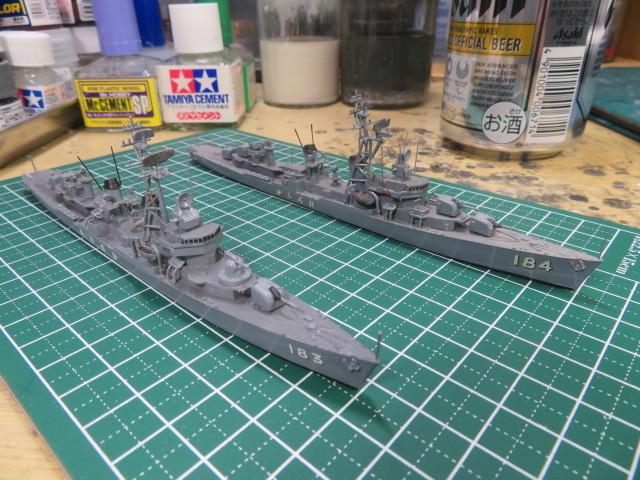 1/700  ありあけ型護衛艦 の2