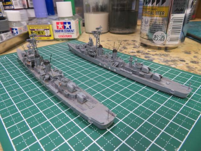 1/700  ありあけ型護衛艦 の3
