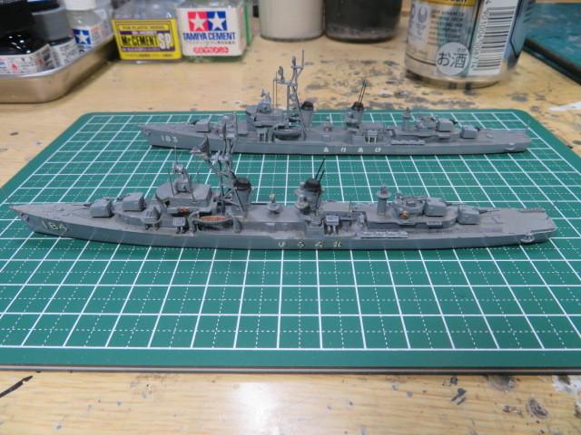 1/700  ありあけ型護衛艦 の4