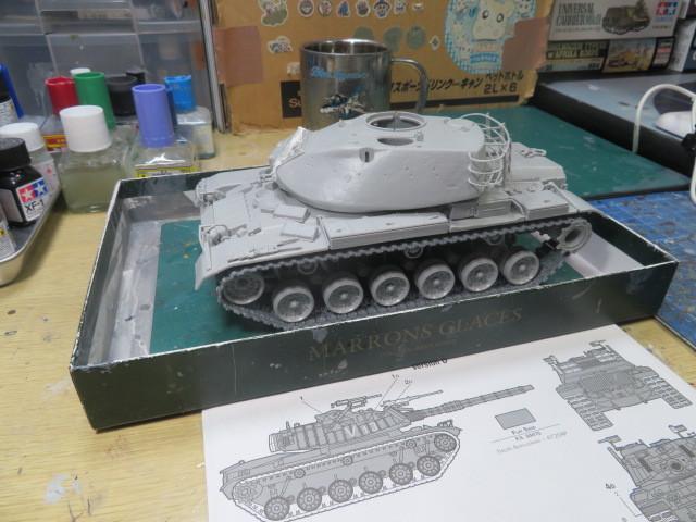 1/35 IDF M60 Blazer の2