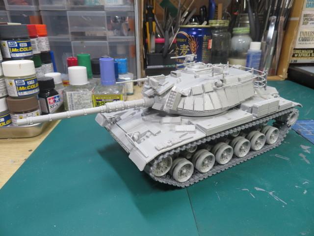 1/35 IDF M60 Blazer の3