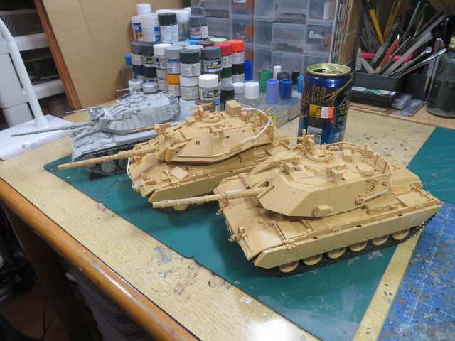 1/35 IDF M60 Blazer の4