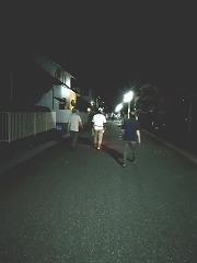 夜間パトロール202107