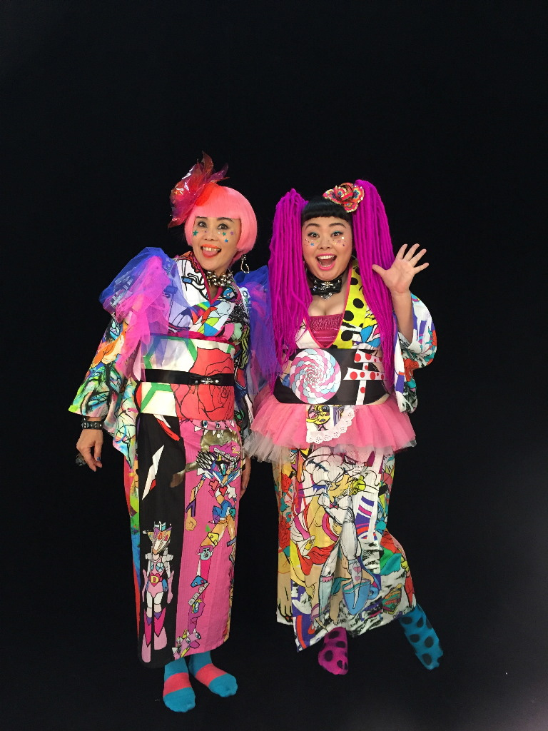 About the yukata provided for the stage costume・・・