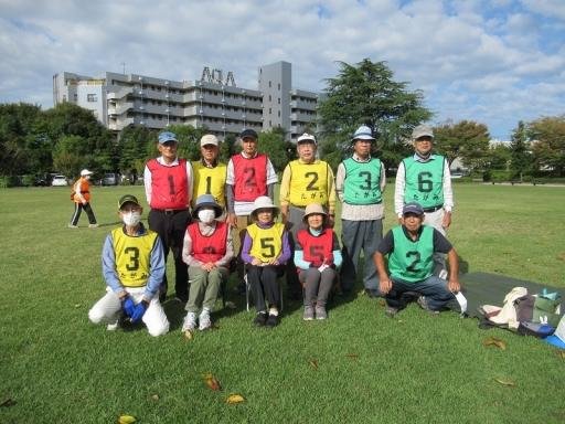 田上公民館の3チーム