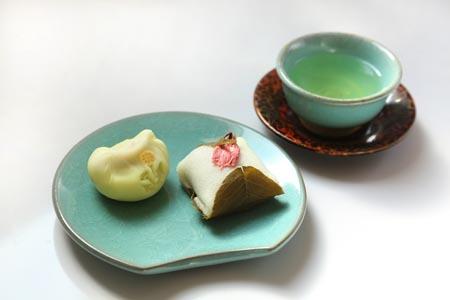 春のお菓子2021jpg