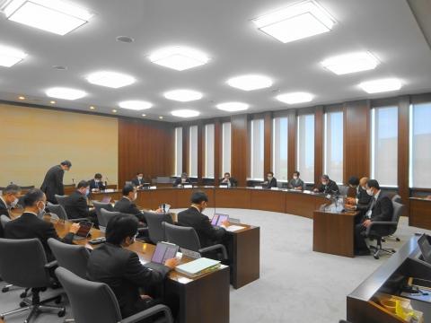 「茨城県議会情報委員会が開かれました。」⑤