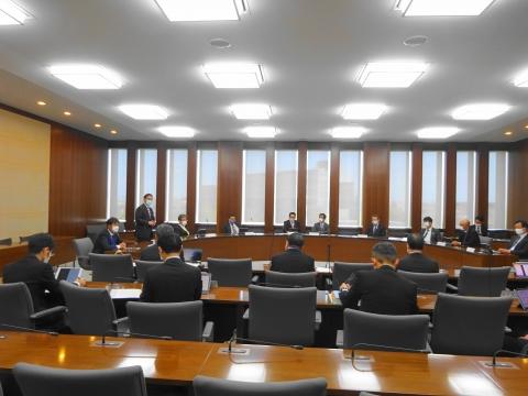 「茨城県議会情報委員会が開かれました。」④