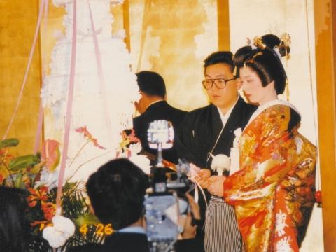 「議員初当選から30周年記念&結婚29周年記念祝い」④