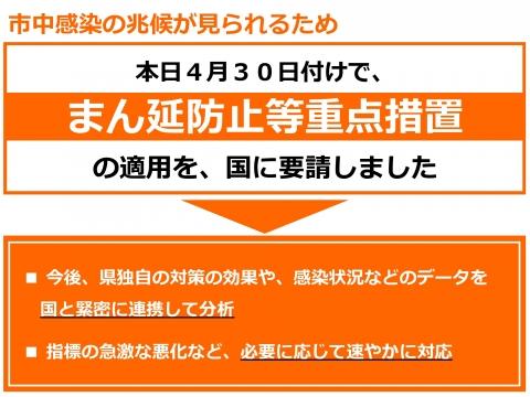 令和3年4月30日「国へまん延防止等重点措置」の適用要請_000000