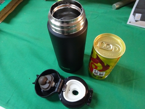 「サーモスの水筒を買って、車の中で快適にコーヒーを飲む事が出来ました!」⑧