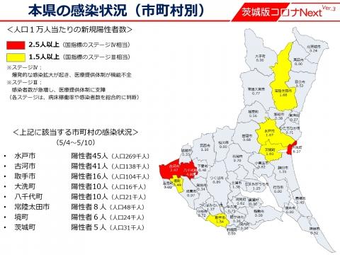令和3年5月10日「感染拡大市町村の追加等、及び石岡市は13日解除!」_000002