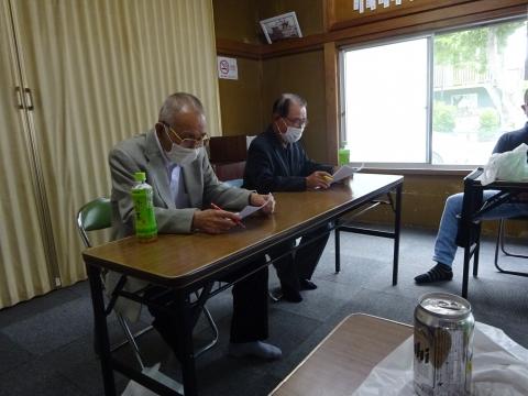 「令和3年度若宮八幡神社総代会」総会⑥