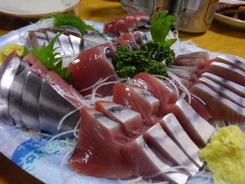 令和3年5月19日「久しぶりに美味しい鰹を食べました!」