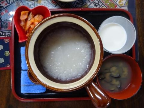 「今日の朝食!」③