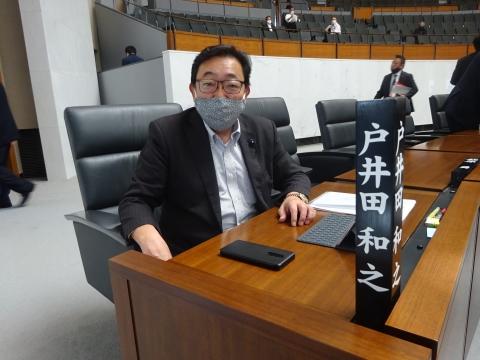「茨城県議会第2回定例会が始まりました!」本会議・情報委員会・政務調査会原子力研究会①