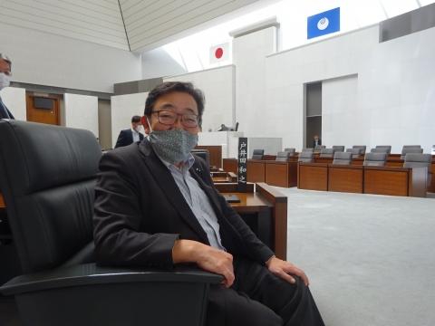 「茨城県議会第2回定例会が始まりました!」本会議・情報委員会・政務調査会原子力研究会②
