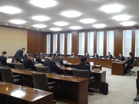 「茨城県議会第2回定例会が始まりました!」本会議・情報委員会・政務調査会原子力研究会③