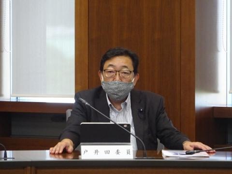 「茨城県議会第2回定例会が始まりました!」本会議・情報委員会・政務調査会原子力研究会④