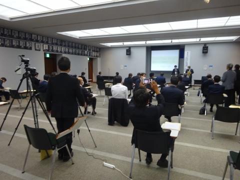 「茨城県議会第2回定例会が始まりました!」本会議・情報委員会・政務調査会原子力研究会⑦