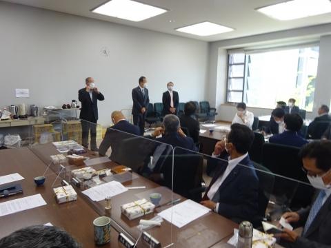 「茨城県議会第2回定例会が始まりました!」本会議・情報委員会・政務調査会原子力研究会②2