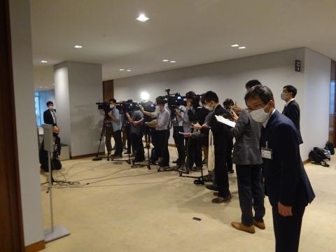 「大井川茨城県知事が2期目の立候補表明をしました!」④
