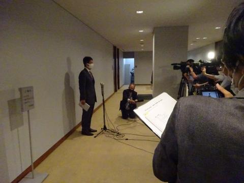 「大井川茨城県知事が2期目の立候補表明をしました!」③