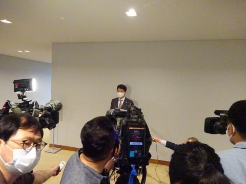 「大井川茨城県知事が2期目の立候補表明をしました!」⑤